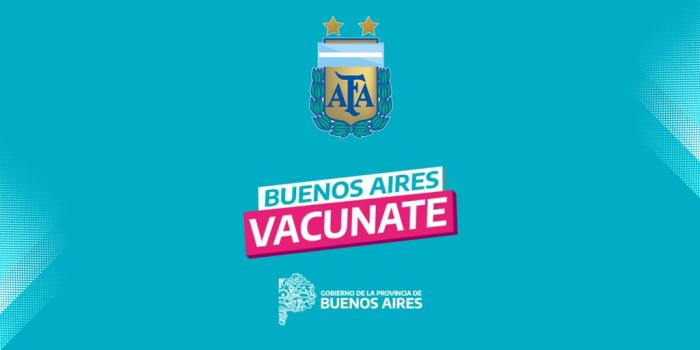 Provincia y AFA vacunarán contra el covid-19 a deportistas