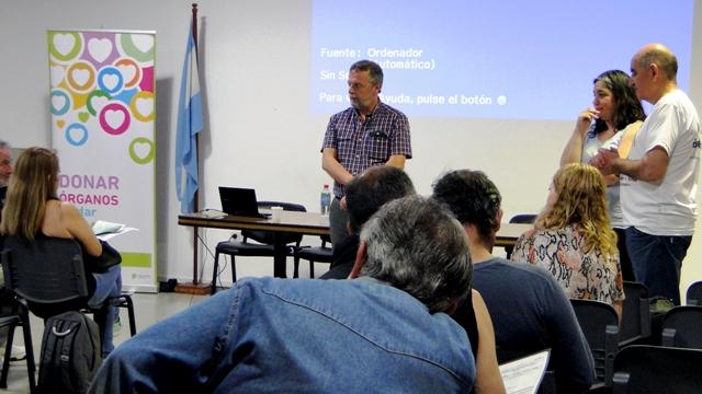 Coordinadores hospitalarios del Cucaiba se reunen para mejorar la procuración de órganos y tejidos