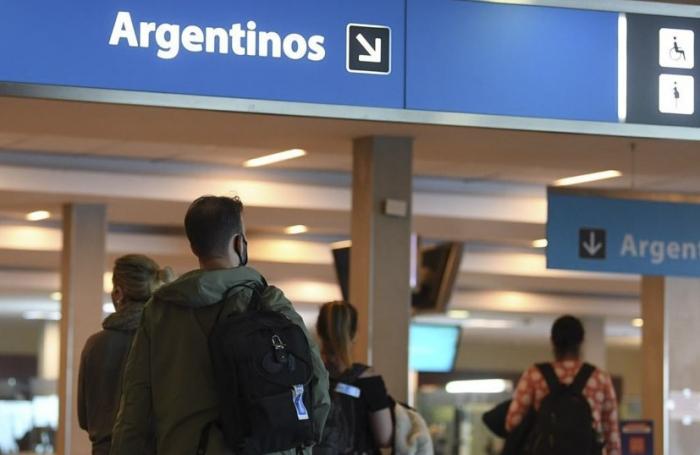 Nuevas excepciones para los viajeros que llegan del exterior