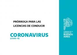 La Subsecretaría de Transporte, a cargo de Alejo Supply, prorrogó el vencimiento de Licencias