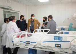 Hospital respiratorio Navarro