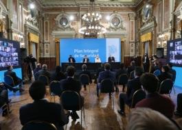 Axel Kicillof presenta el Plan Integral de Seguridad