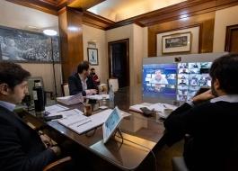 La Provincia entregó 3000 millones de pesos en asistencia financiera para los municipios