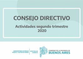 Consejo Directivo 2020