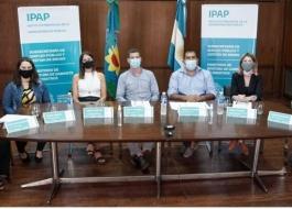 Entrega de diplomas del IPAP