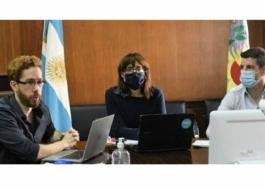 Reunión por acuerdo paritario 2020