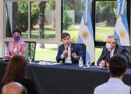 Se firmaron convenios para el desarrollo de un plan integral de urbanización.