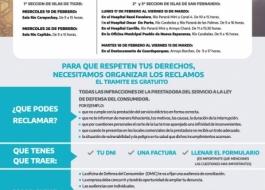 PROVINCIA CONVOCA A LOS VECINOS PARA DENUNCIAR PROBLEMAS DEL SERVICIO ELÉCTRICO EN EL DELTA