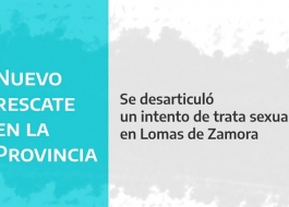 Desarticulan intento de trata sexual en Lomas de Zamora