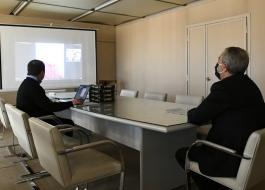 Encuentro virtual del Comité de Prevención y Resolución de conflictos de la Unidad 15 Batán