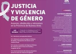 Curso Justicia y Violencia de Género