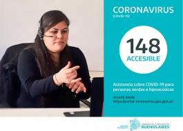 Servicio 148 Accesible