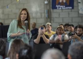 VIDAL SE REUNIÓ CON ORGANIZACIONES COMUNITARIAS EN LA MATANZA