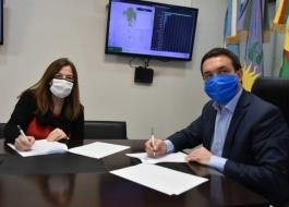"""Estela Díaz: """"Tenemos un Estado que da respuestas incluso en un contexto como el de pandemia"""""""