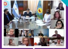 Primera Reunión Plenaria de la Comisión Provincial para la Prevención y Erradicación del Trabajo Infantil
