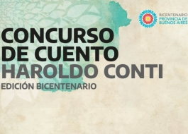 CONCURSO DE CUENTO HAROLDO CONTI - EDICIÓN BICENTENARIO