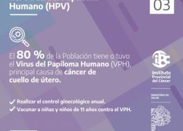 SALUD RECUERDA QUE LAS NIÑAS Y NIÑOS DE 11 AÑOS DEBEN VACUNARSE CONTRA EL HPV