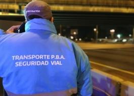 Agentes de la Subsecretaría de Transporte a cargo de Alejo Supply llevaron adelante importante operativo