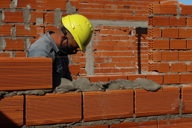 Avanzan las obras de vivienda