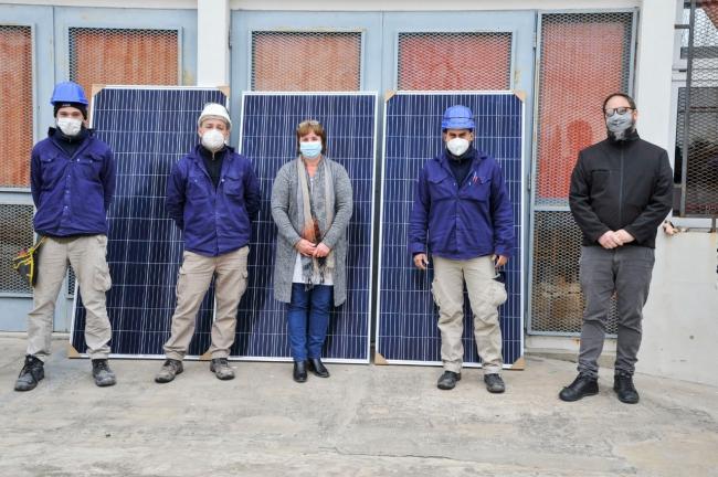 el marco del Proyecto de Eficiencia Energética y Generación Renovable