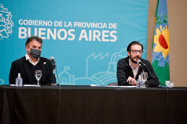 La Provincia firmó contratos para obras de arquitectura por más de 790 millones