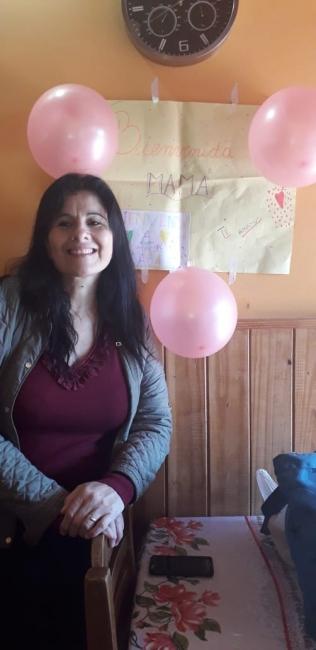 La enfermera Sandra González recibió plasma de la médica Magdalena Lamenza