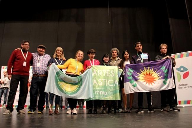 Premiación Artes Plásticas