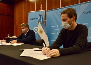 La Provincia y el Gobierno Nacional firman acuerdo de cooperación cientíitico-tecnológica