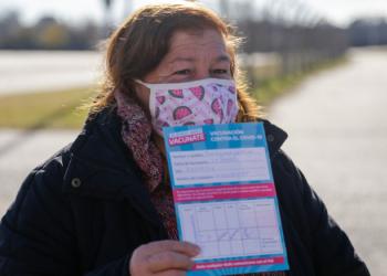 La Provincia dispone vacunación libre para mayores de 55 años