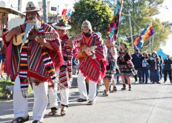 Encuentro Plurinacional y Pluricultural en Quilmes