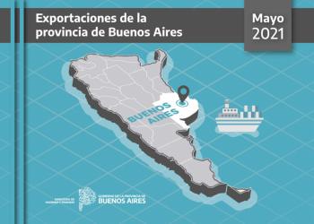 En mayo las exportaciones provinciales registraron un crecimiento interanual del 50%