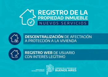 El Registro de la Propiedad Inmueble perfecciona servicios para agilizar trámites