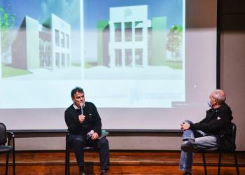"""Arquitectura realizó la presentación técnica del proyecto """"Casas de la Provincia"""