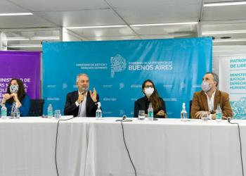 """PRESENTARON 40 NUEVOS DISPOSITIVOS DE ATENCION DE """"NUEVAS MASCULINIDADES"""""""