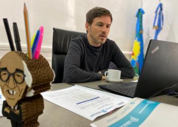 Augusto Costa se reunió con sectores de la actividad cultural