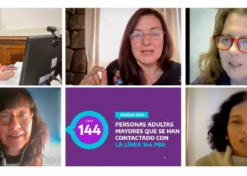 Informe sobre Violencia por Razones de Género en Mujeres Adultas Mayores