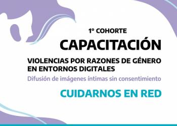 Curso sobre violencias por razones de género en entornos digitales