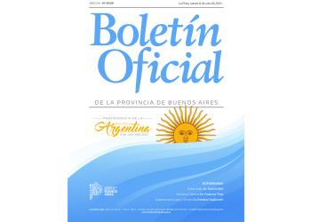 El Boletín Oficial conmemora el Día de la Independencia