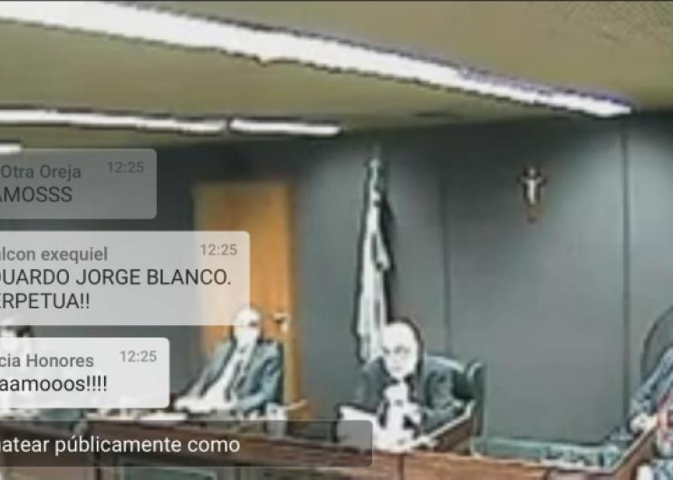 Sentencia en Mar del Plata 2020