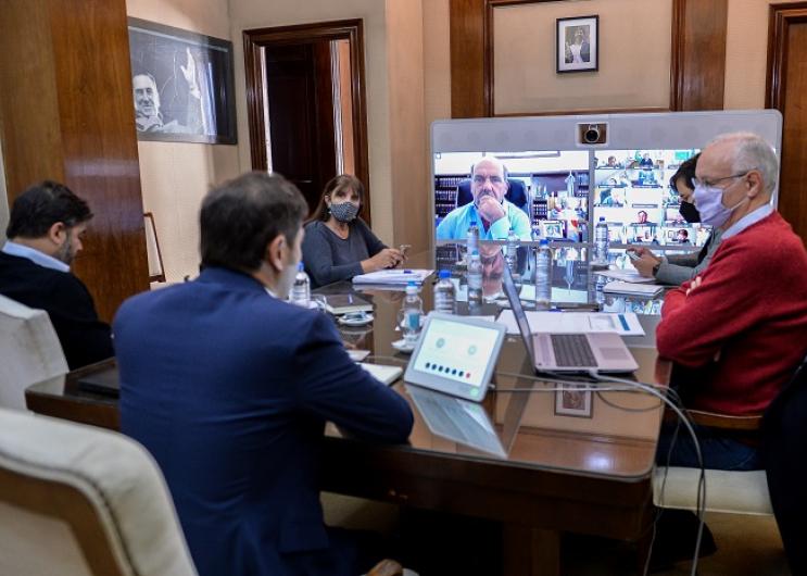 Nueva reunión virtual