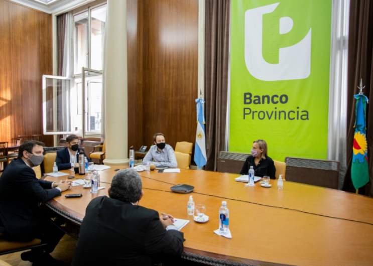 Kicillof presentó la nueva línea de Provincia Leasing para municipios por 2.000 millones de pesos