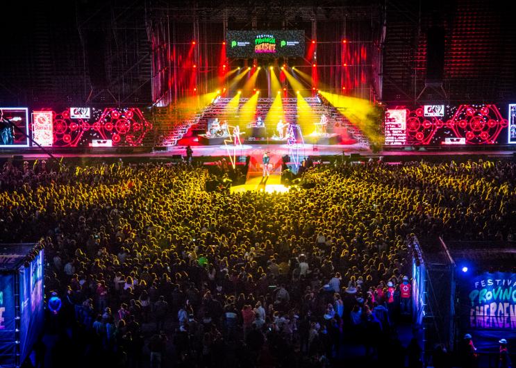 Festival Provincia Emergente