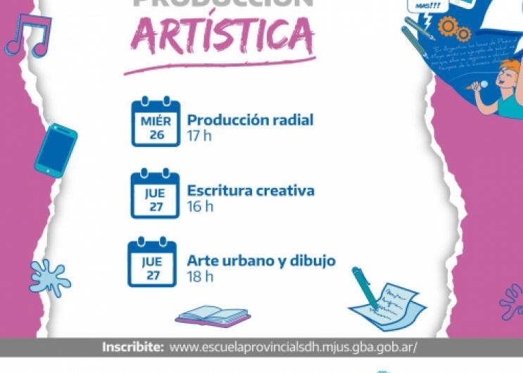 Talleres de producción artística