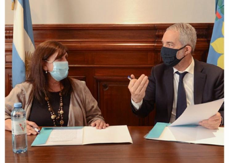 La Provincia de Buenos Aires trabaja para consolidar políticas públicas que garanticen el ejercicio efectivo del Derecho a la Id