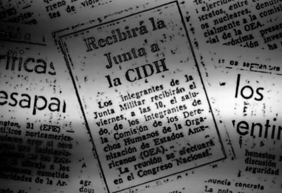 """""""Siempre cuenta tu Historia"""":nuestro documental a 40 años de la misión de CIDH en Argentina"""