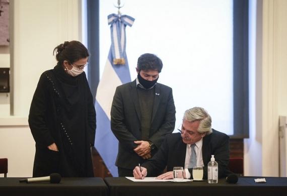 Adhesión al Programa Federal Argentina Construye