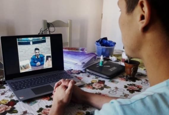 La exitosa experiencia virtual con la que aprobaron el curso introductorio 166 cadetes penitenciarios bonaerenses