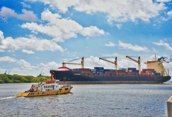 Por primera vez se publicaron los datos del desarrollo de la logística portuaria