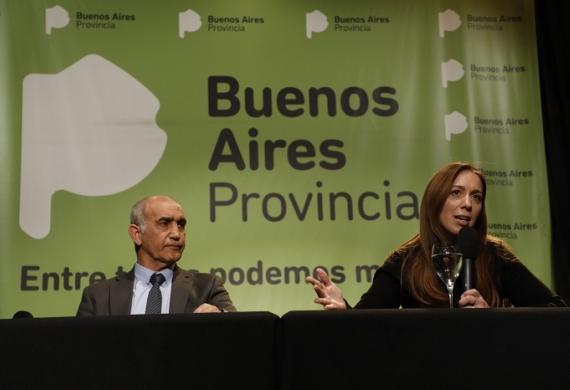 Conferencia de Prensa María Eugenia Vidal