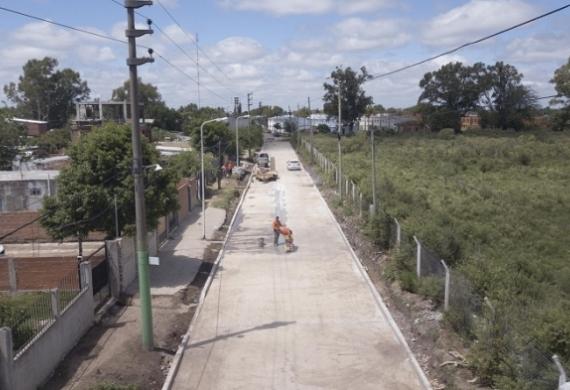 Vinculación de las Rutas Provinciales 23 y 24.